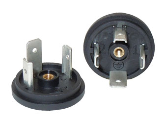 M5 Male DIN 43650 form A for molding | Canfield Connector